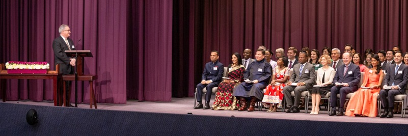 146th Gilead Graduation—Concluding Talk and Assignments